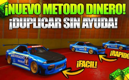 *SOLO* NUEVO TRUCO DUPLICAR COCHES - AFTER PATCH - SIN AYUDA - GTA 5  - (PS4-XBOX ONE-PC) 1.42