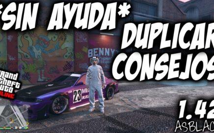*SOLO* - SIN AYUDA - DUPLICAR - CONSEJOS QUE COCHES USAR - GTA 5 - EL MEJOR TRUCO - (PS4 - XB1 - PC)