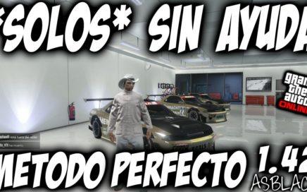 SOLO SIN AYUDA - METODO PERFECTO - DUPLICAR MASIVO - GTA 5 - SIN CENTRO OPERACIONES - (PS4 - XB1)