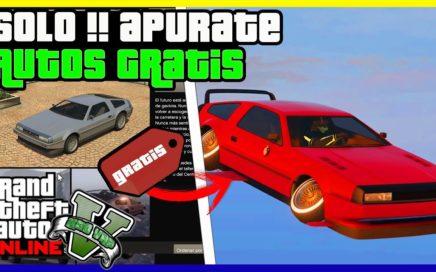"""SOLO!! TRUCO DE DINERO INFINITO EN """"GTA V ONLINE"""" AUTOS GRATIS 1.42"""