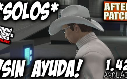 *SOLOS* - SIN AYUDA - NUEVO - GTA 5 - AFTER PATCH - DUPLICAR COCHES SIN AYUDA - (PS4 - XBOX One)