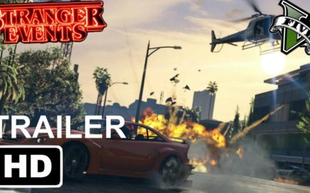 STRANGERS EVENTS Trailer (Fan Made) -Grand Theft Auto Online| Ángel Chayo