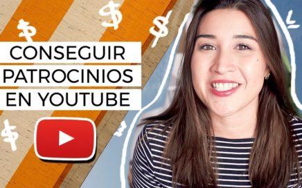 Tips para conseguir patrocinios en Youtube (Parte 1) - Cómo ganar dinero en Youtube