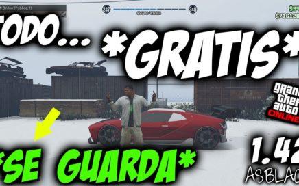 TODO GRATIS - *BUY FREE* - *SOLO* - SIN AYUDA - GTA 5 - COMPRAR GRATIS - *SE GUARDA* - (PS4 - XB1)