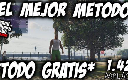 TODO GRATIS en GTA 5 - COCHES DE LUJO GRATIS - MEJOR METODO TODO SE GUARDA - GTAV 1.42 - (PARCHEADO)