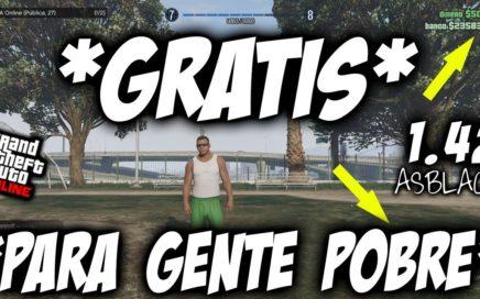 TODO GRATIS en GTA 5 - SIN AYUDA - COCHES LUJO GRATIS FREE - METODO PARA POBRES - GTAV 1.42