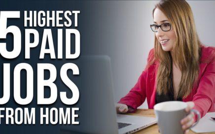 Top 5 Mejores Trabajos Desde Casa Por Internet Si Hablas Inglés Para Este 2018