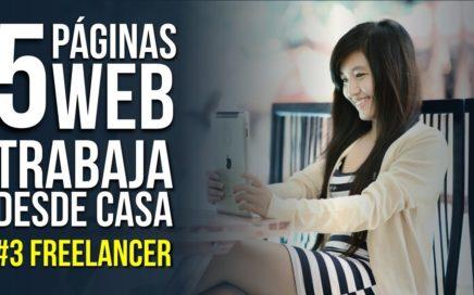 Top 5 Sitios de Internet Para Que Trabajes Desde Casa: #3 Freelancer