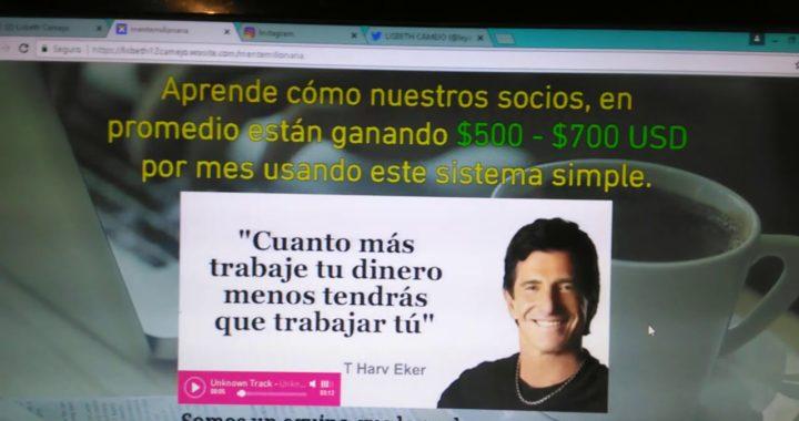 TRABAJA DESDE CASA INGRESOS EN DOLARES/COMO GANAR DINERO POR INTERNET 2018