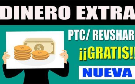 TRAFFICWIND ¡NUEVA PAGINA PARA GANAR DINERO EXTRA!