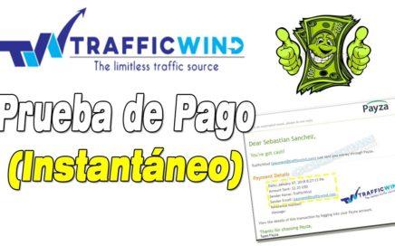 TrafficWind Paga Enero 2018 | Gana Dinero desde Casa Viendo Anuncios | Gokustian