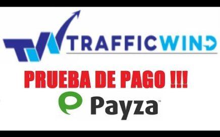 TRAFFICWIND PRIMERA PRUEBA DE PAGO 02/01/2018