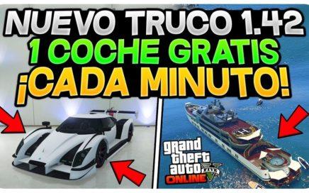 TRUCAZO 1.42! *1 COCHE GRATIS CADA 1 MINUTO!* SIN BANEOS! (FUNCIONANDO 100%)