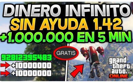 TRUCAZO TENER DINERO INFINITO *SOLO* SIN AYUDA! +1,000,000$ POR CADA 5 MINUTOS!