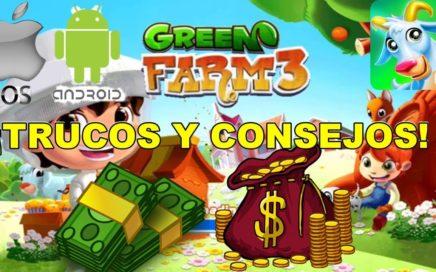 ¡Truco y consejos para Green Farm 3! | CyMI
