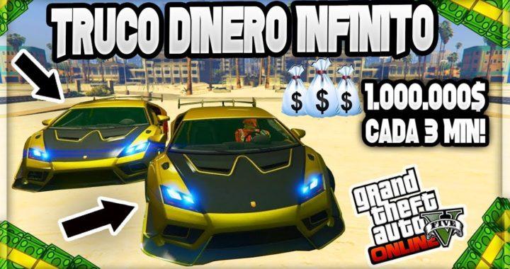 Tu Puedes Ganar 965.000$ Cada 3 Minutos con este Truco de Dinero en GTA 5 Online