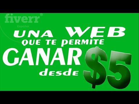 Una WEB para  ganar dinero sin ninguna habilidad | FIVERR