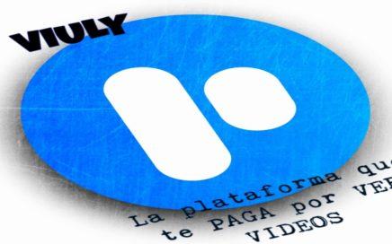VIULY la plataforma que TE PAGA por VER VIDEOS, GANA 10 TOKENS GRATIS solo por REGISTRARTE