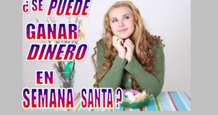 10 IDEAS DE NEGOCIO  PARA GANAR DINERO EN SEMANA SANTA