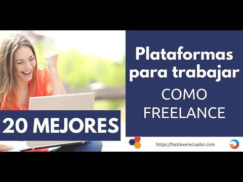 20 mejores plataformas para encontrar trabajo como freelance