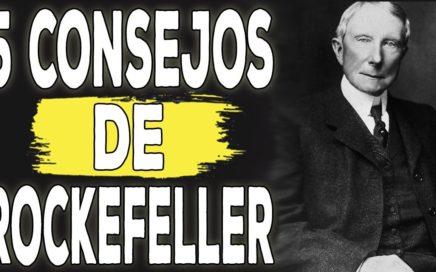 5 consejos de J. D.  Rockefeller que pueden hacerte millonario