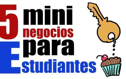 5 IDEAS MUY SIMPLES PARA GANAR DINERO SIENDO ESTUDlANTE