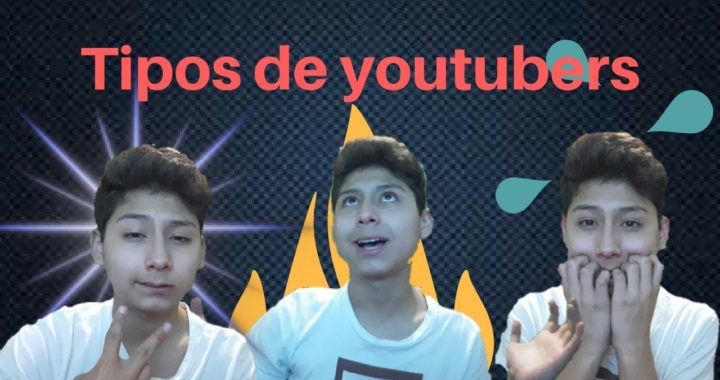 5 Tipos de Youtubers...Uno Extra
