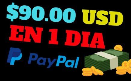 90,00$$ DÓLARES EN 1 DIA PAGO DE ENCUESTAS - 14 DE FEBRERO 2018