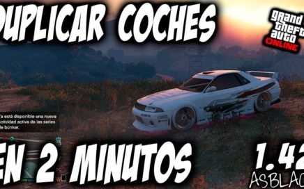 *AFTER PATCH* - DUPLICAR COCHES en 2 MINUTOS - *BRUTAL* GTA 5 - SIN MOC, SIN AVENGER - (PS4 - XB1)