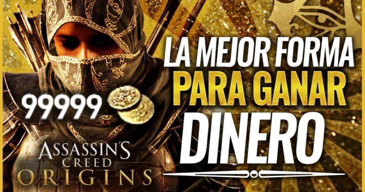 Assassin's Creed Origins | NUEVO TRUCO FARMEO 2018 La mejor forma de conseguir Dinero INFINITO fácil