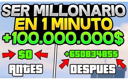 BESTIAL TRUCO +1,000,000$ CADA 1 MINUTO *MUY FACIL* TRUCO SIN INSTALACIONES!