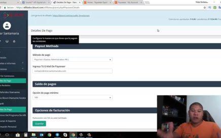 Blouni PAGA $870 Prueba de Pago Enero 2018 - GANA DINERO CON CPA