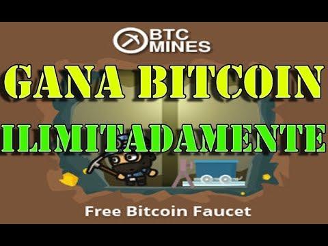 BtcMines | Gana Bitcoin Gratis Con Faucet, Mineria en la nube, Acortados, Task, Mineria.