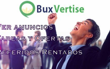 Buxvertise | Gana Dinero Gratis Viendo Anuncios De Publicidad