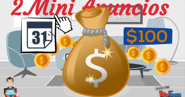 Clickeame Anuncio publicidad y gana Dinero