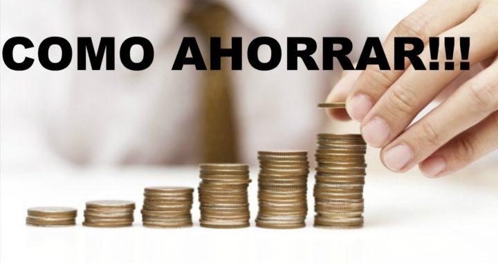 COMO AHORRAR DINERO!! 3 IDEAS SUPER FACILES Y PRACTICAS!!
