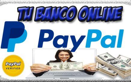 Como Crear Cuenta en PayPal | Sin Tarjeta de Credito | Paso a Paso | HD Actualizado 2018