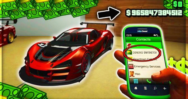 """COMO GANAR 700.000.000$ EN 1 MINUTO EN GTA5 ONLINE! """"DINERO INFINITO"""" (PS4/PS3/XBOX1/XBOX360/PC)"""