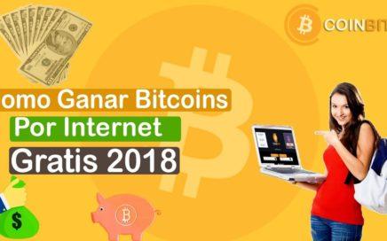 COMO GANAR BITCOINS GRATIS 2018 | Mejor Página FIABLE para ganar Satoshis 100% LEGAL