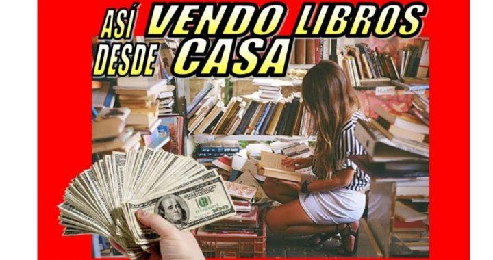 COMO GANAR DINERO DESDE CASA VENDIENDO LIBROS USADOS