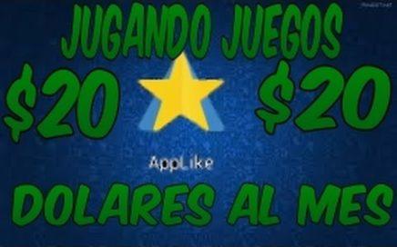 Como ganar dinero  en android jugando juegos (applike)(PayPal)(amazon)(TABLET MX)