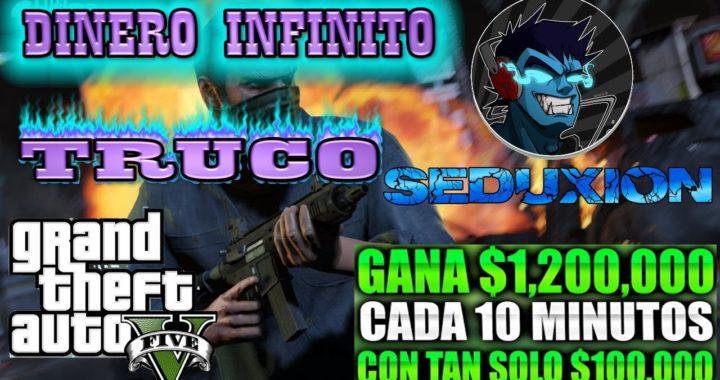¿¿¡¡COMO GANAR DINERO EN GTA 5 ONLINE!!?? | w/SEDUXION