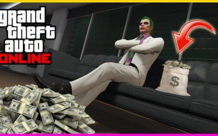 Como Ganar Dinero en GTA Online Desde El Principio