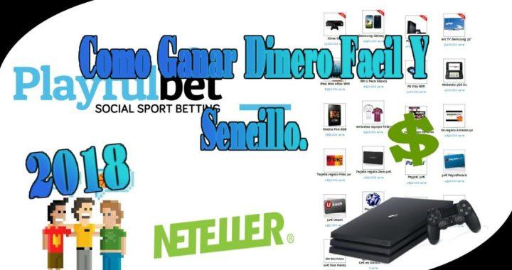 Cómo Ganar Dinero En Internet Facil Y Sencillo - Gabrix550