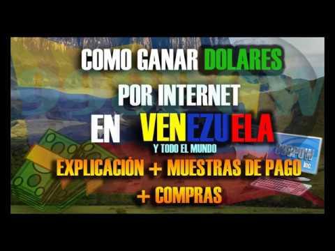 Como Ganar dinero en internet $ MUESTRA DE PAGO Junio 2017