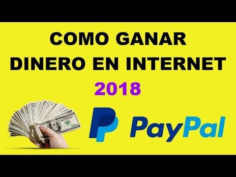 COMO GANAR DINERO EN INTERNET PARA PAYPAL 2018 | 500$ DOLARES A LA SEMANA