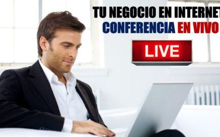 Como ganar dinero en Internet - Webinar 11/02/18