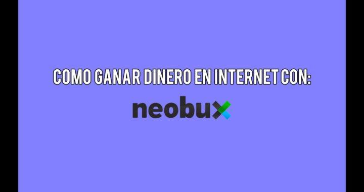 Como ganar dinero en Neobux 2018