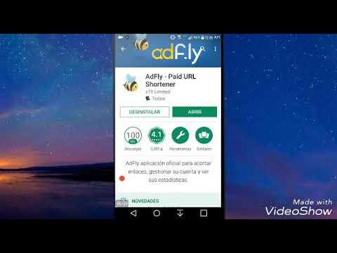 Como ganar dinero en Paypal con Adfly