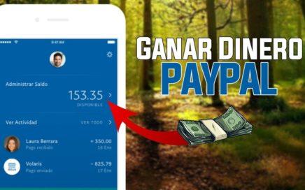 Como Ganar Dinero En PayPal Desde Android |TheCrack